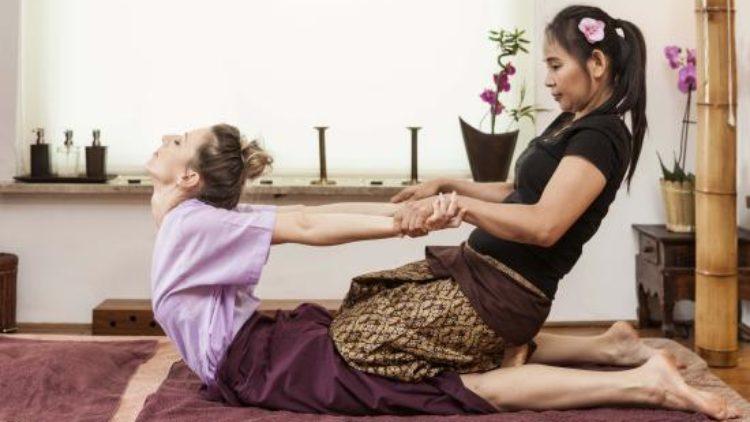 <b>Thai Massage</b>